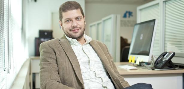 Luis Machado, do iCasei, percebeu aos poucos que a empresa estava mudando de fase - Divulgação
