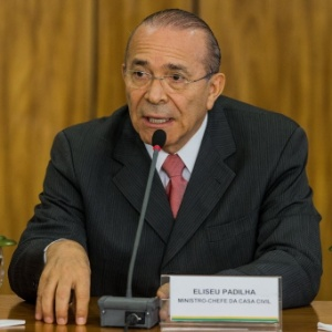 Ministro da Casa Civil, Eliseu Padilha