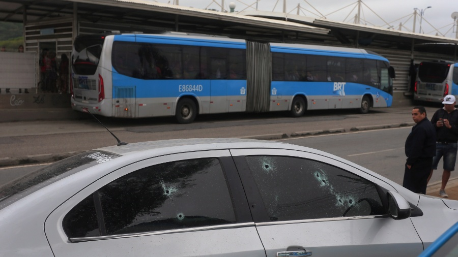 A fábrica de Duque de Caxias tem origens em 1955 e produz três modelos de ônibus, dois coletivos e um de tipo BRT - Fabiano Rocha/Agência O Globo