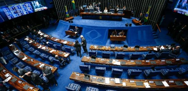 Em discursos, placar a favor do impeachment de Dilma é 30 a 17 - Pedro Ladeira/Folhapress