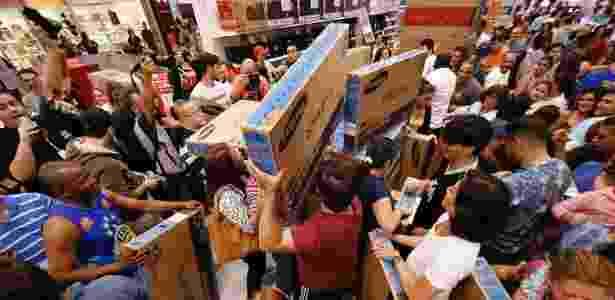 e356537ce6 Lojas sugerem mudar mês da Black Friday para não atrapalhar vendas do Natal