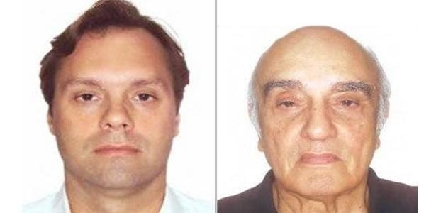 Jorge Luz e Bruno Luz, lobistas ligados ao PMDB