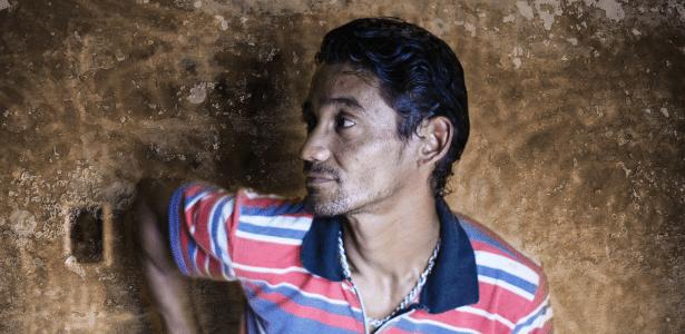 Heberson de Oliveira foi preso e depois absolvido por crime que não cometeu - Raphael Alves/UOL
