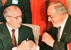 Como o ex-chanceler alemão Helmut Kohl quase prolongou a Guerra Fria - Michael Urban/REUTERS