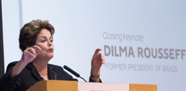 """Dilma Rousseff: """"Se se mente sob tortura, imagina se não se mente sob delação premiada"""""""