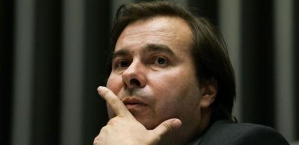 Deputado federal e presidente da Câmara, Rodrigo Maia (DEM-RJ)