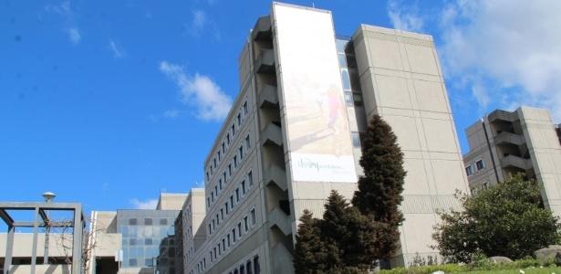 Fachada do hospital público Pedro Hispano em Portugal - Reprodução/ Unidade Local de Saúde de Matosinhos