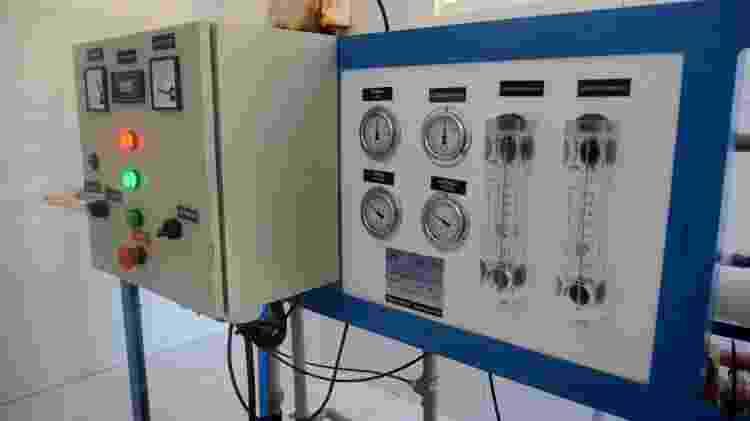 Cada sistema dessalinizador custa entre R$ 16 mil e R$ 28 mil - Beto Macário/UOL