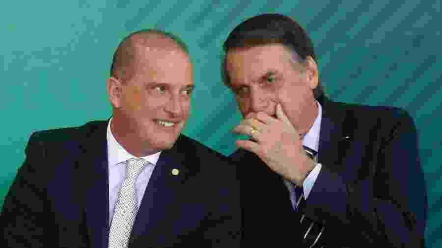 Onyx Lorenzoni anunciou plano de privatização do governo Bolsonaro - Dida Sampaio/Estadão Conteúdo