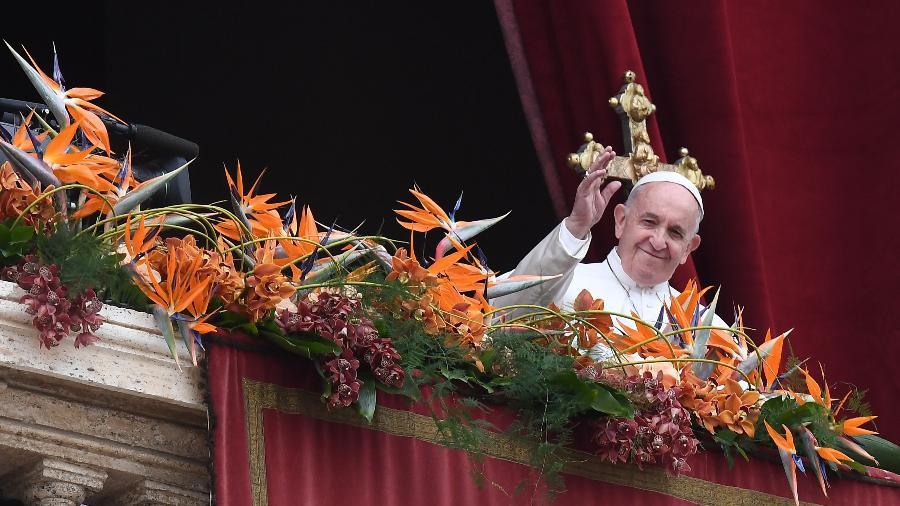 Papa Francisco  - Vincenzo Pinto/AFP