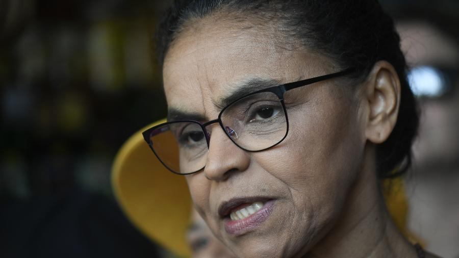 14.set.2018 - A ex-ministra do Meio Ambiente e ex-candidata à Presidência Marina Silva (Rede) - Mateus Bonomi/Folhapress