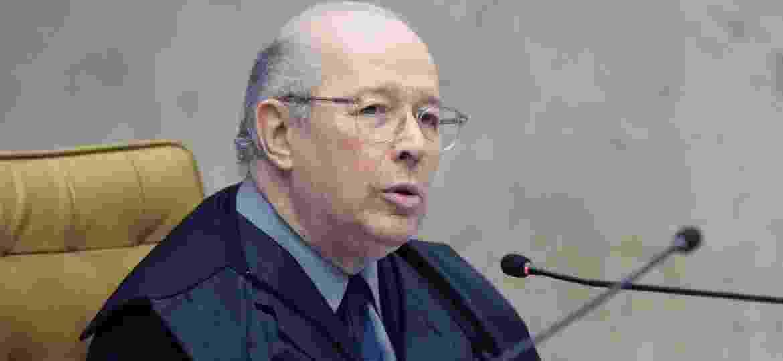 Decano do STF, ministro Celso de Mello se internou para cirurgia no quadril em SP - Reprodução