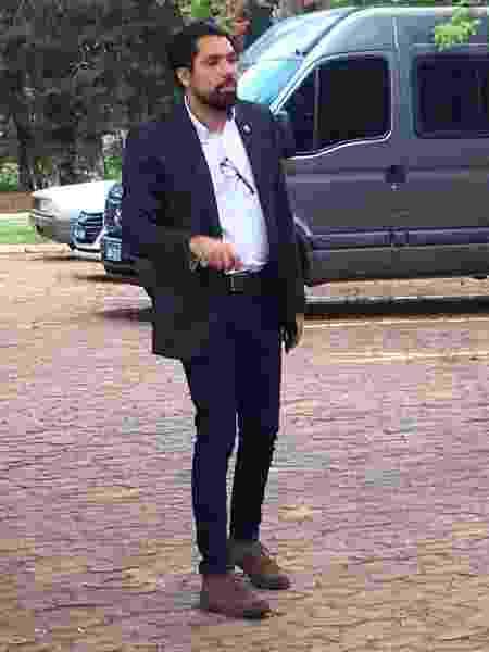 Tomás Silva, líder da invasão à Embaixada da Venezuela em Brasília - Reprodução/Facebook