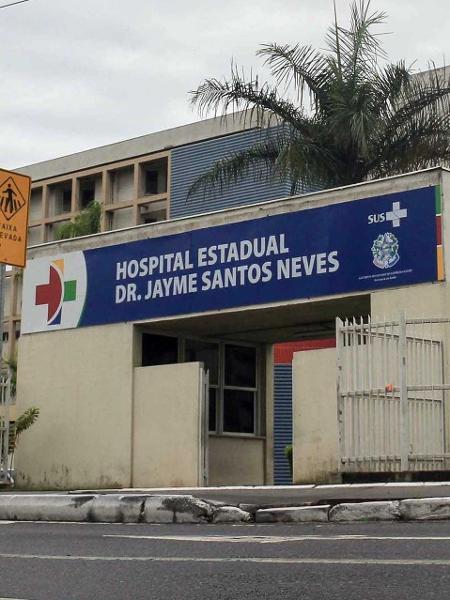 Hospital no Espírito Santo: maioria das cidades não tem UTIs, destaca comitê - Renan Moreira/Photo Press/Estadão Conteúdo