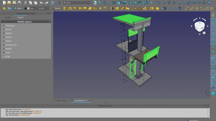 Software de modelagem 3D - MarinSile/ Wikimedia Commons - MarinSile/ Wikimedia Commons