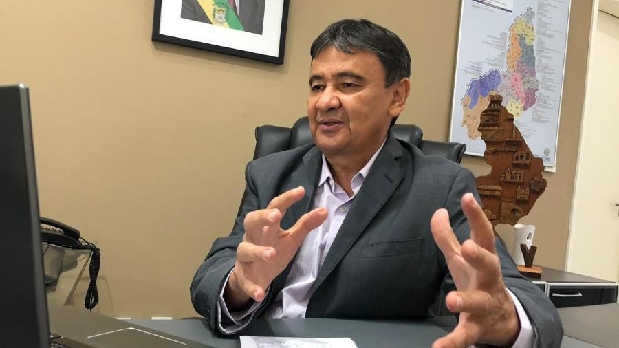 Wellington Dias (PT), governador do Piauí - Ascom/Governo do Piauí