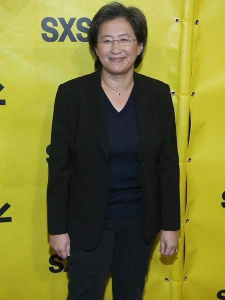 10.mar.2017 - A executiva Lisa Su, da AMD, a CEO mais bem paga do mundo em 2019 - Gary Miller/FilmMagic