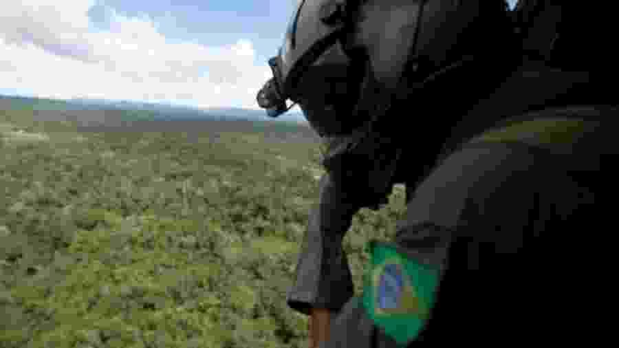 Presença do Exército conteve queimadas, mas não o desmatamento, diz pesquisador - EPA