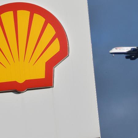 O grupo anglo-holandês Royal Dutch Shell anunciou um grande prejuízo em 2020 - Toby Melville/Reuters
