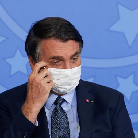 Presidente desautorizou o ministro da Saúde que havia anunciado o termo de intenções para a compra da Coronavac - Reuters