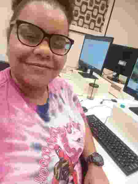 Carolina Gonçalves, 24 - Arquivo pessoal - Arquivo pessoal