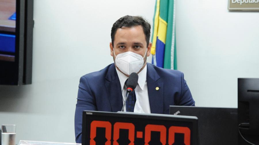 O presidente da Comissão Especial da PEC dos Precatórios da Câmara, Diego Andrade (PSD-MG), concedeu vista coletiva do parecer - Gustavo Sales/Câmara dos Deputados