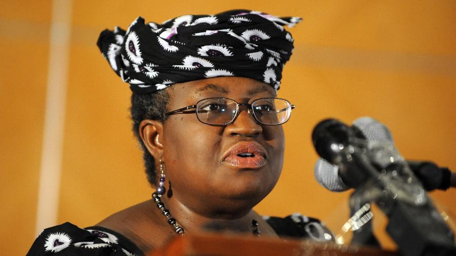 Ngozi Okonjo-Iweala é ex-ministra da Nigéria - Pius Utomi Ekpei/AFP