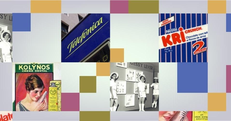 54618aebe Kri virou Crunch, Kolynos é Sorriso; veja marcas que mudaram de nome ...
