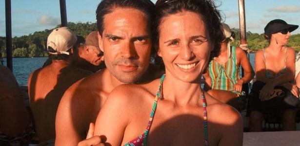 A dentista Miriam Cecilia Amstalden Baida, 37, foi morta com o marido Fabio de Rezende Rubim, 40
