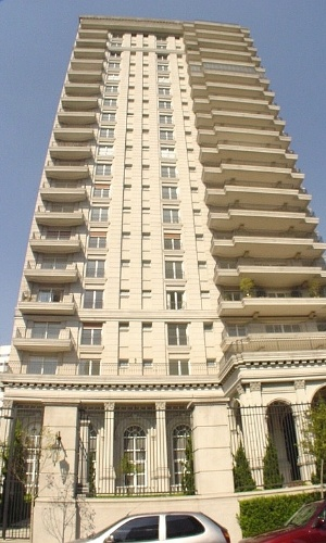 Apartamentos mais caros de SP - George Sand