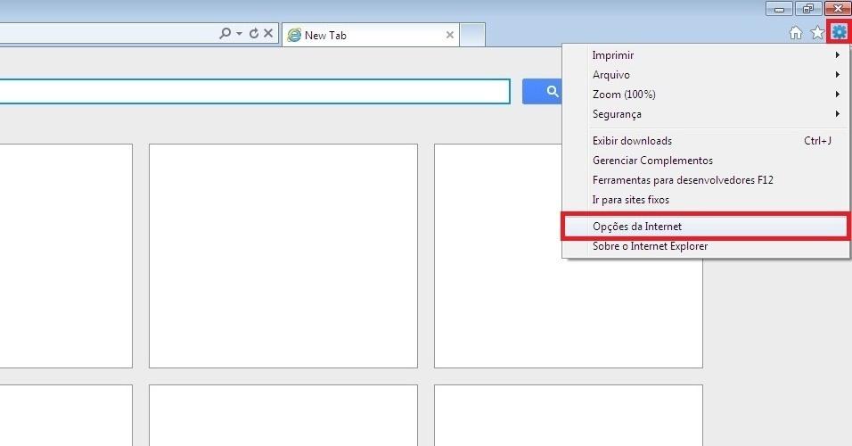 Mozilla Firefox. Abra o navegador da Firefox e, no menu localizado na parte inferior da tela, clique em 'Opções'Saiba como impedir pop-ups de abrirem automaticamente no navegador