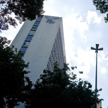 Fachada do prédio da Fundação Getúlio Vargas  - Cecilia Acioli - 14.abr.2012/Folhapress
