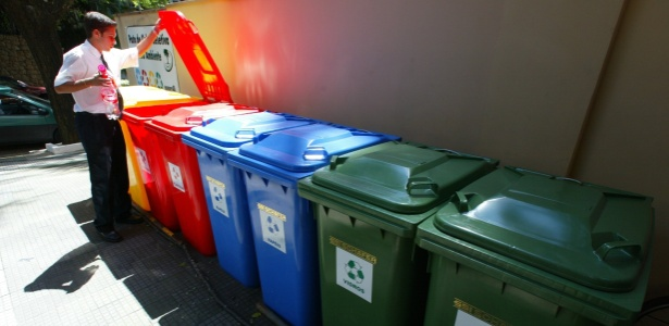 A cidade recicle apenas 2,5% das 3,4 milhões de toneladas geradas por ano