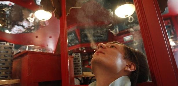 Como deixar de fumar uma técnica