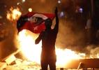 Imagens do dia - 3 de junho de 2013 - Umit Bektas/Reuters