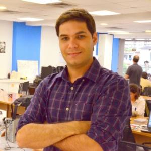 Diego Alvarez, da Easy Aula, aposta num site mais leve para celular e tablet