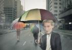 Buemba! Parada Gay: choveu, encolheu! - Arte UOL
