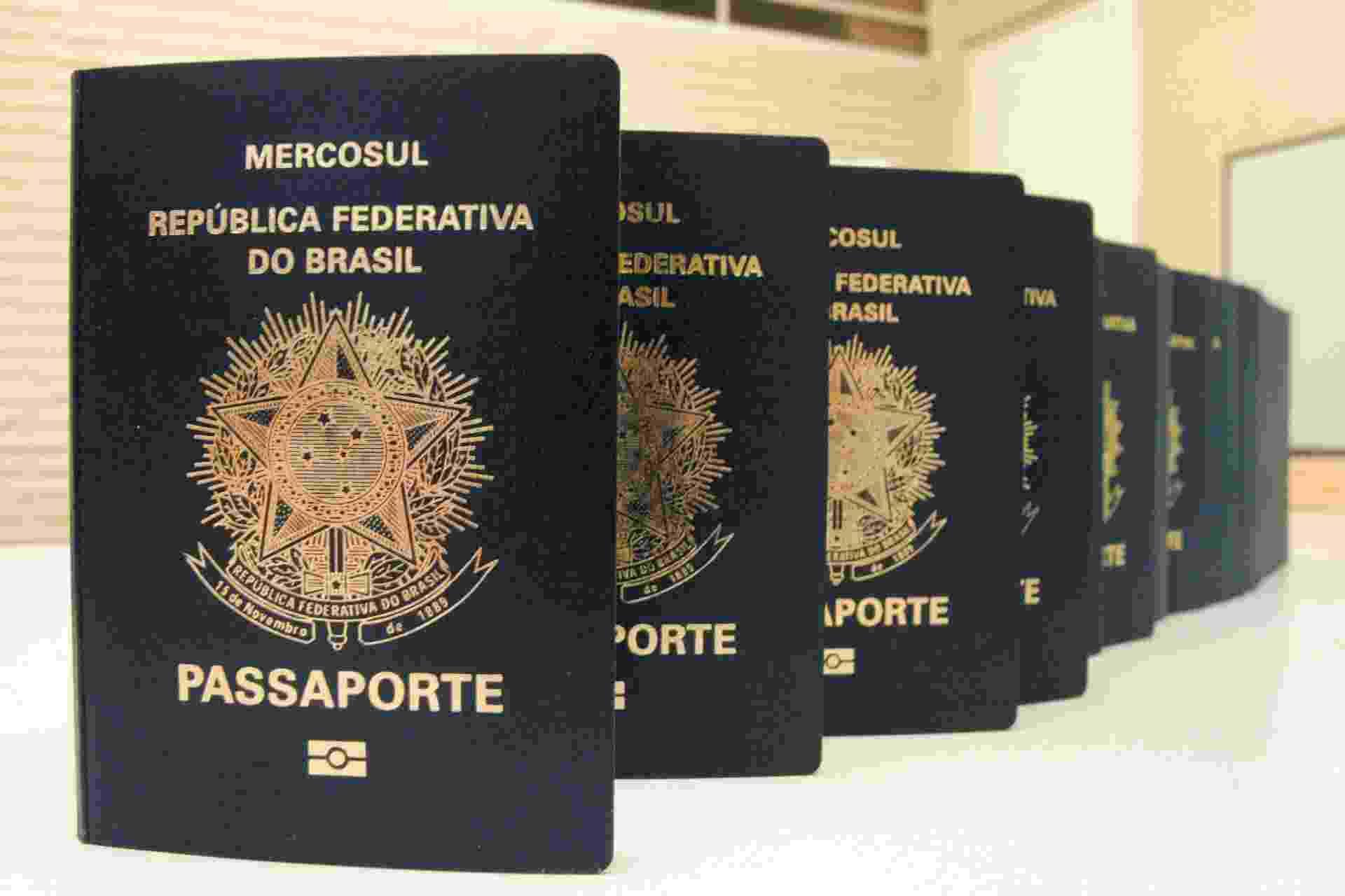 Passaporte - Marcia Ribeiro/ Folhapress