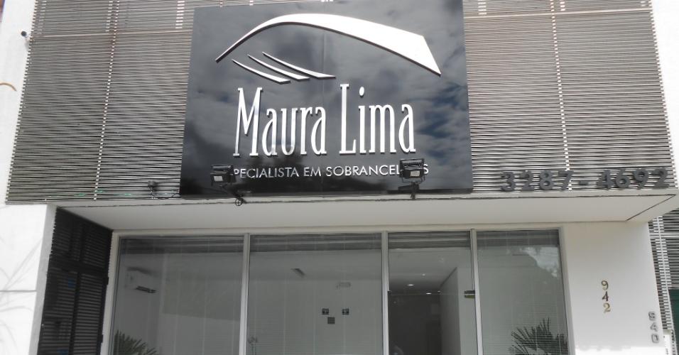 Franquia Maura Lima Especialista em sobrancelhas