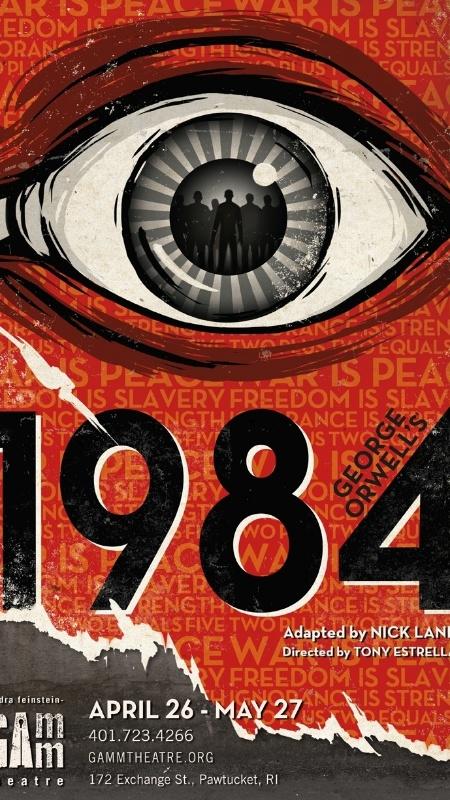 1984, livro de George Orwell - Reprodução