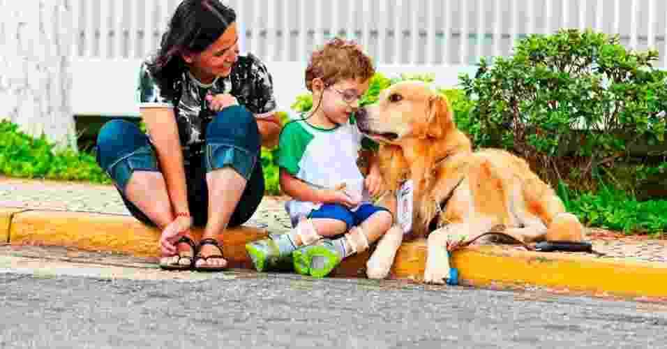 AACD lança livro sobre relação entre mães e filhos com alguma deficiência - Sergio Chvaicer/Divulgação