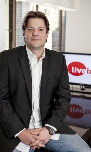 Gustavo Marques, fundador da Live Biz
