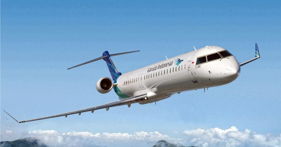 8º LUGAR - A estatal Garuda Indonesia é a maior companhia do país asiático