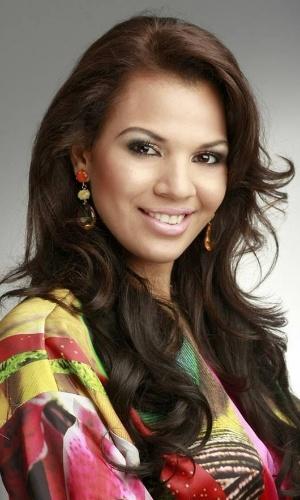 19.jun.2013 - Camila Alves, candidata a Miss Universo Maranhão 2013 - 21 anos, 1,85 m de altura
