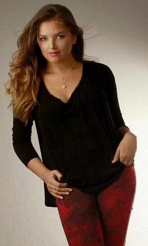 19.jun.2013 - Gisele Neres, candidata a Miss Universo Maranhão 2013 - 19 anos, 1,74 m de altura