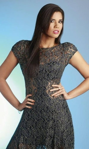 19.jun.2013 - Ingrid Gonçalves, candidata a Miss Universo Maranhão 2013 - 1,80 m de altura