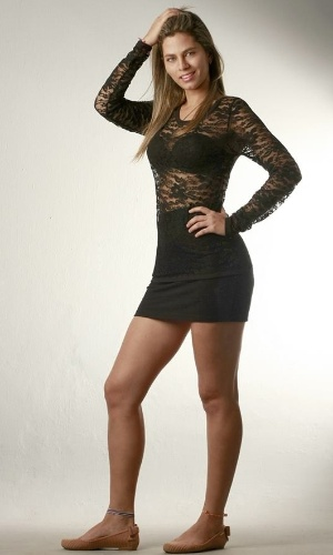 19.jun.2013 - Raphysa Zenni, candidata a Miss Universo Maranhão 2013 - 24 anos, 1,73 m de altura