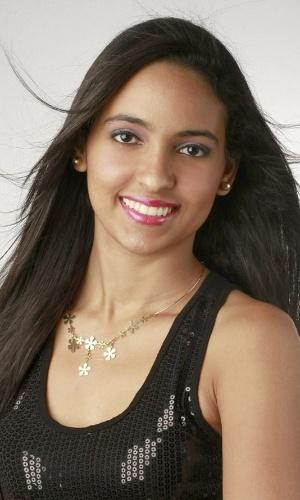 19.jun.2013 - Rebeca Sousa, candidata a Miss Universo Maranhão 2013 - 20 anos, 1,73 m de altura