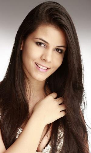 19.jun.2013 - Tais Braz, candidata a Miss Universo Maranhão 2013 - 20 anos, 1,72 m de altura