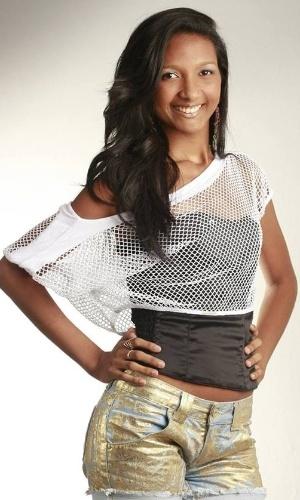 19.jun.2013 - Taysa Roberta, candidata a Miss Universo Maranhão 2013 - 20 anos, 1,72 m de altura